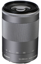 Объектив Canon EF-M 55-200 mm f/ 4.5-6.3 IS STM silver